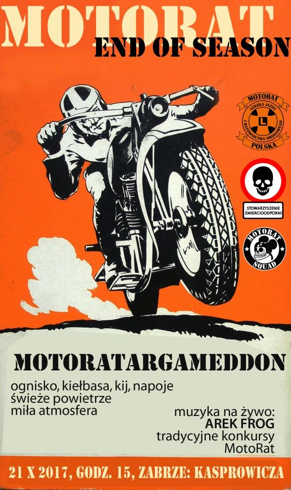 plakat wydarzenia Motoratargameddon