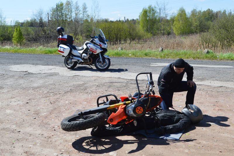 kurs ratownictwa medycznego w MotoRat - Śląsk