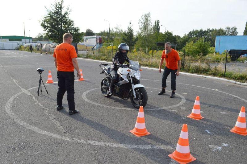 nauka jazdy dla mieszkańców Rudy Śląskiej - MotoRat