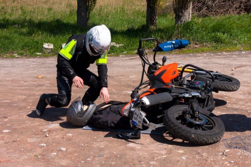 szkolenie z ratownictwa drogowego w MotoRat