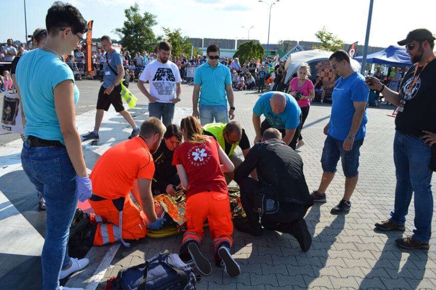 szkolenie z pierwszej pomocy - MotoRat Zabrze