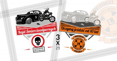 Piąty Rajd Śmiercioodpornych i 10-lecie szkoły MotoRat już 3 października! - obraz representatywny