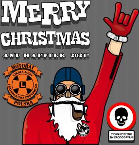 Wesołych Świąt i Lepszego Roku 2021!  - obraz representatywny